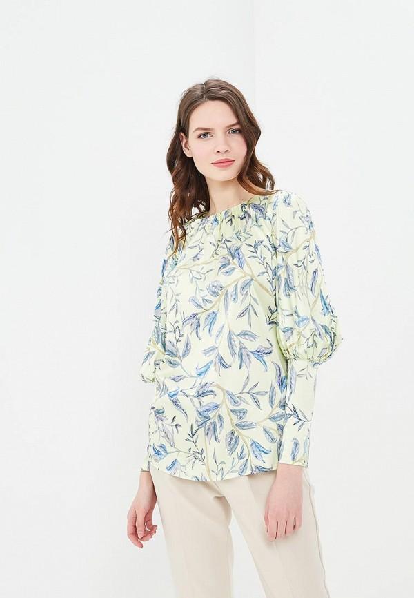 Купить Блуза Akhmadullina Dreams, MP002XW1G1JB, зеленый, Весна-лето 2018