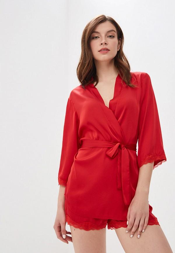 женский костюм vivaldi, красный