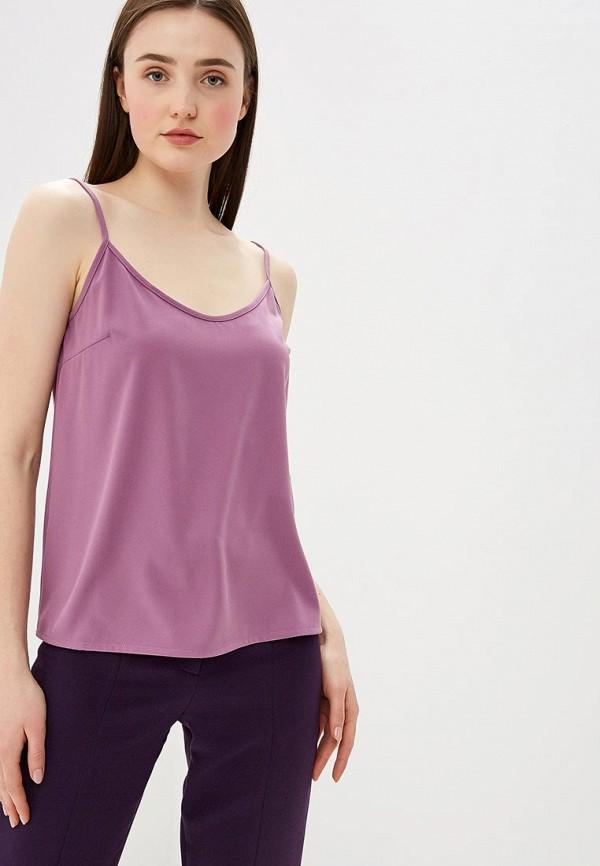 женский топ vittoria vicci, фиолетовый