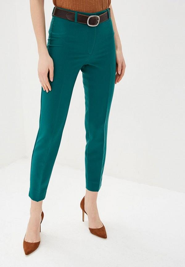 женские повседневные брюки vittoria vicci, зеленые