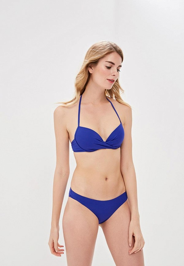 женский купальник luce del sole, синий