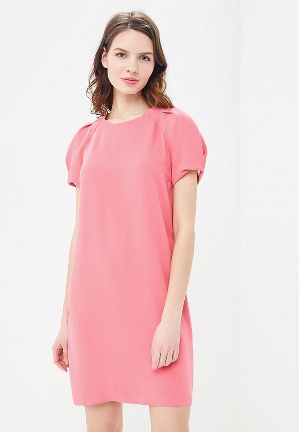 женское повседневные платье gregory, розовое