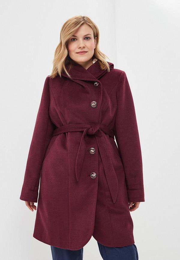 Купить Пальто Cassidy Кэссиди, mp002xw1g3ja, бордовый, Весна-лето 2018