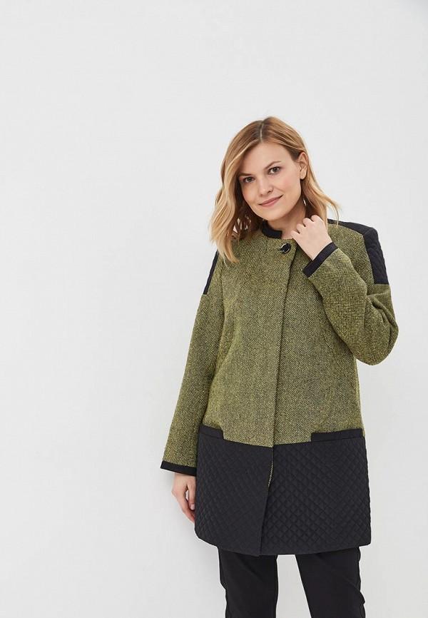 Купить Пальто Cassidy Кэссиди, mp002xw1g3jm, зеленый, Весна-лето 2018