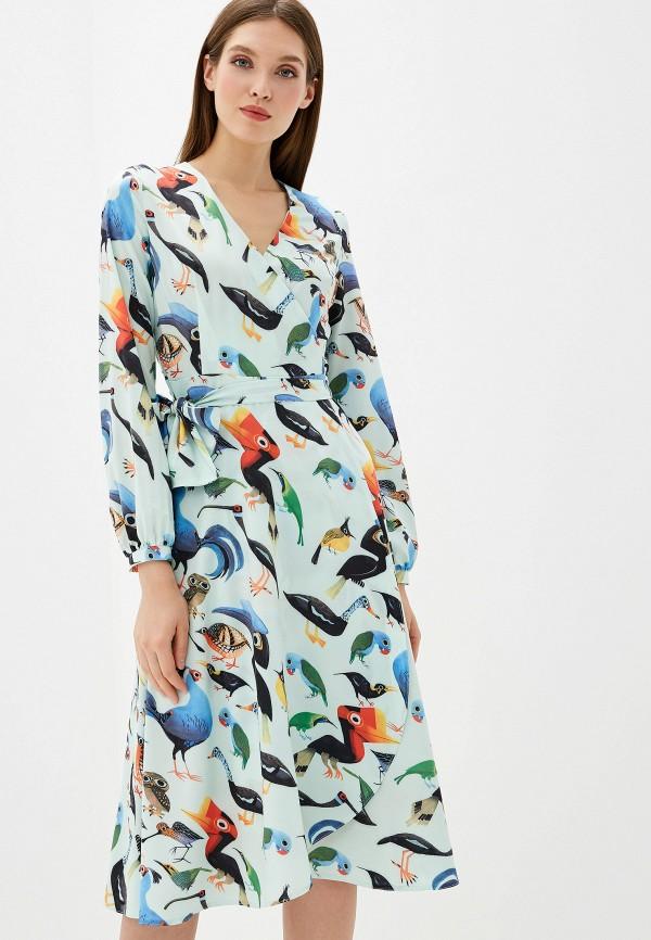 Платье D&M by 1001 dress D&M by 1001 dress MP002XW1G46V платье oodji ultra цвет темно бирюзовый пыльный розовый 14001117 8 15640 744af размер m 46