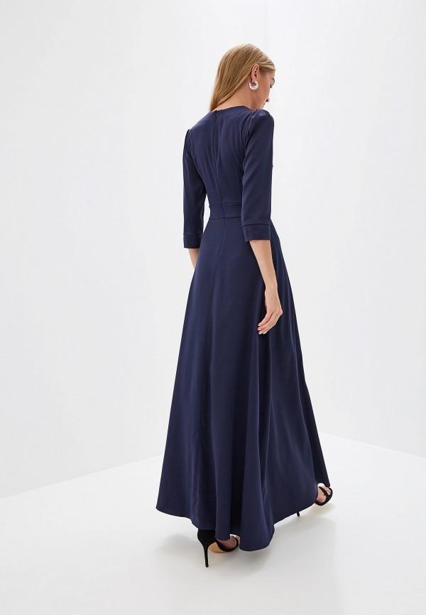 Платье D&M by 1001 dress цвет синий  Фото 3