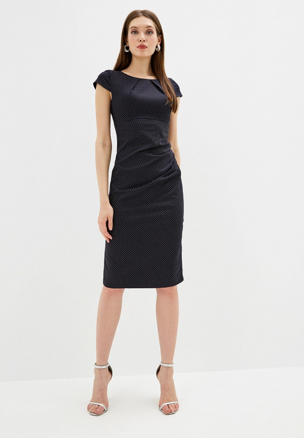 Фото 2 - Платье D&M by 1001 dress черного цвета