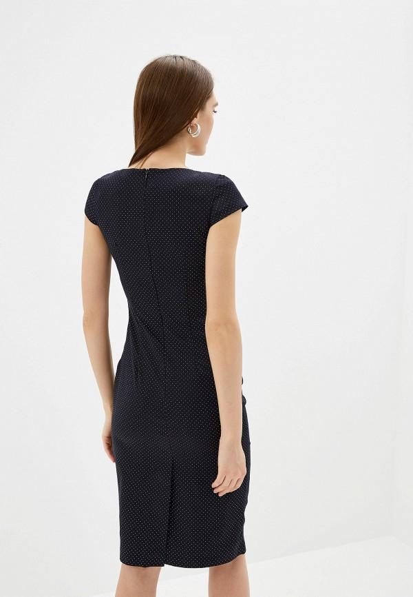 Фото 3 - Платье D&M by 1001 dress черного цвета