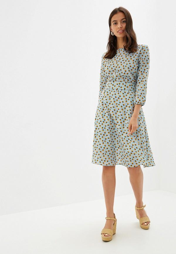 Платье po Pogode цвет бирюзовый  Фото 2