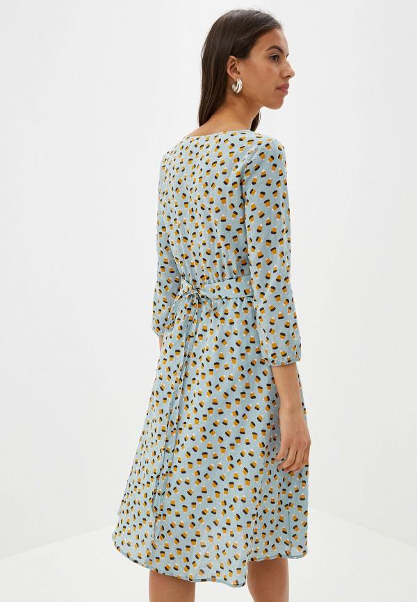 Платье po Pogode цвет бирюзовый  Фото 3