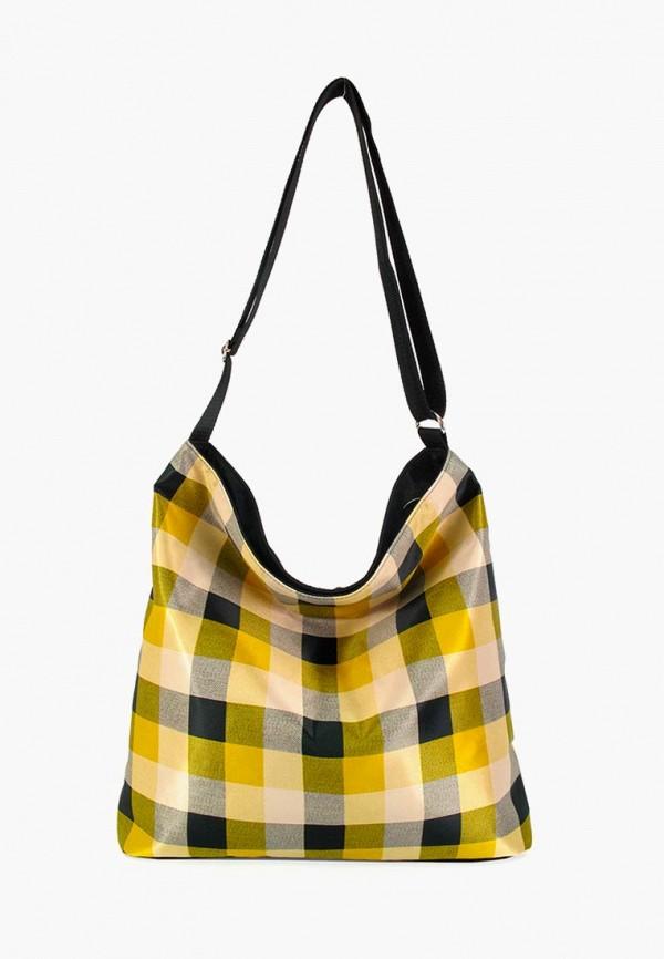 женская сумка episode, желтая