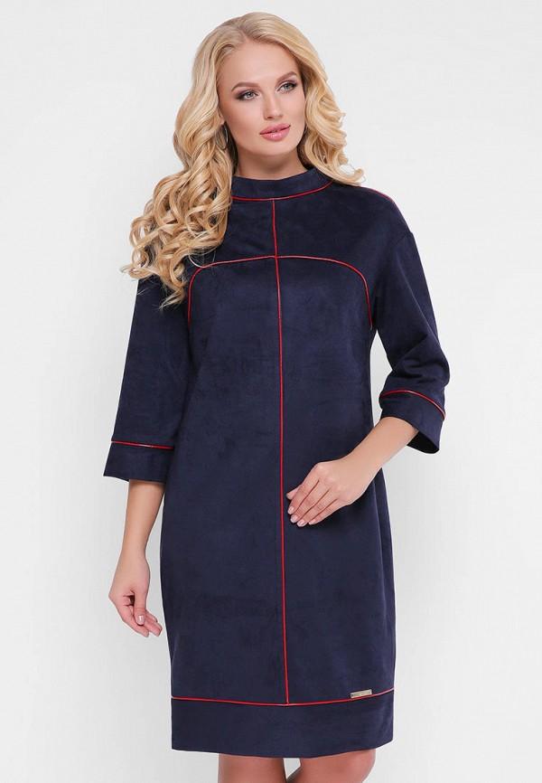 женское платье vlavi, синее
