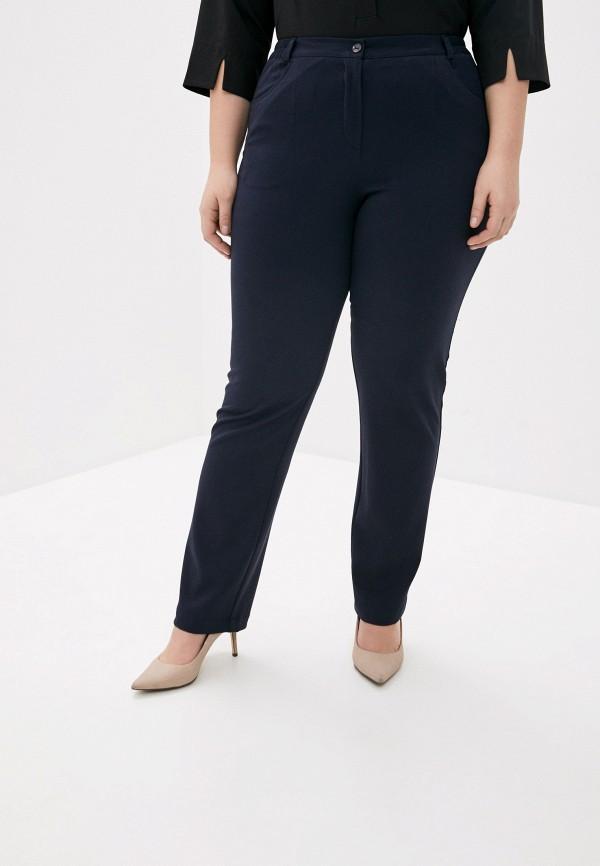 женские повседневные брюки svesta, синие