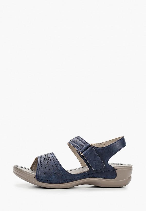 женские сандалии t.taccardi, синие