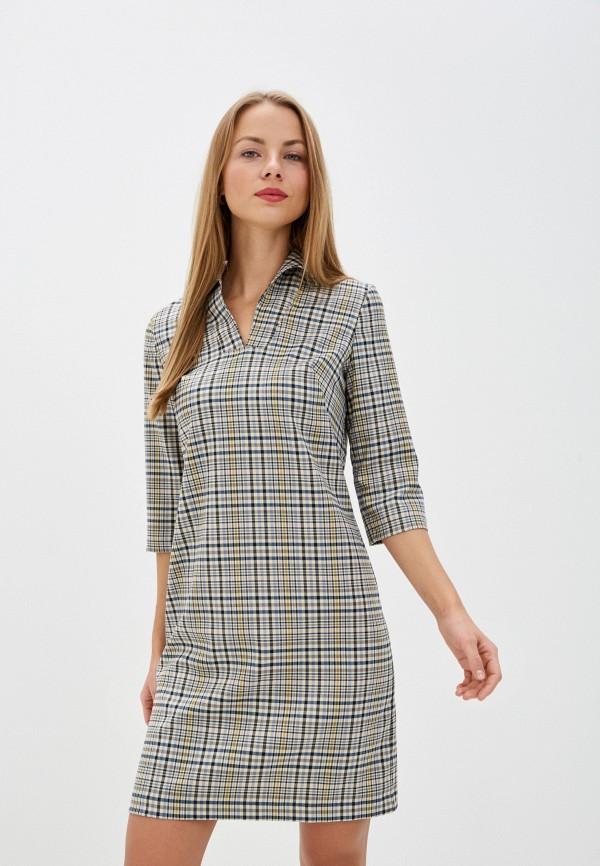 Платье shovsvaro shovsvaro MP002XW1G5X1 платье miata серый 48 размер