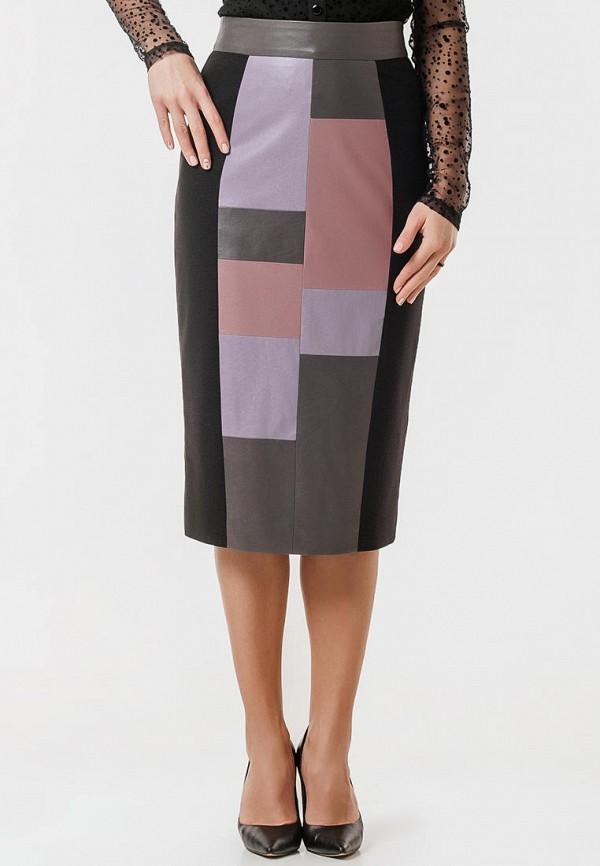 женская зауженные юбка ornato, разноцветная