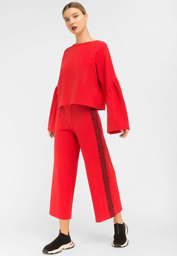 женский костюм the hugs, красный