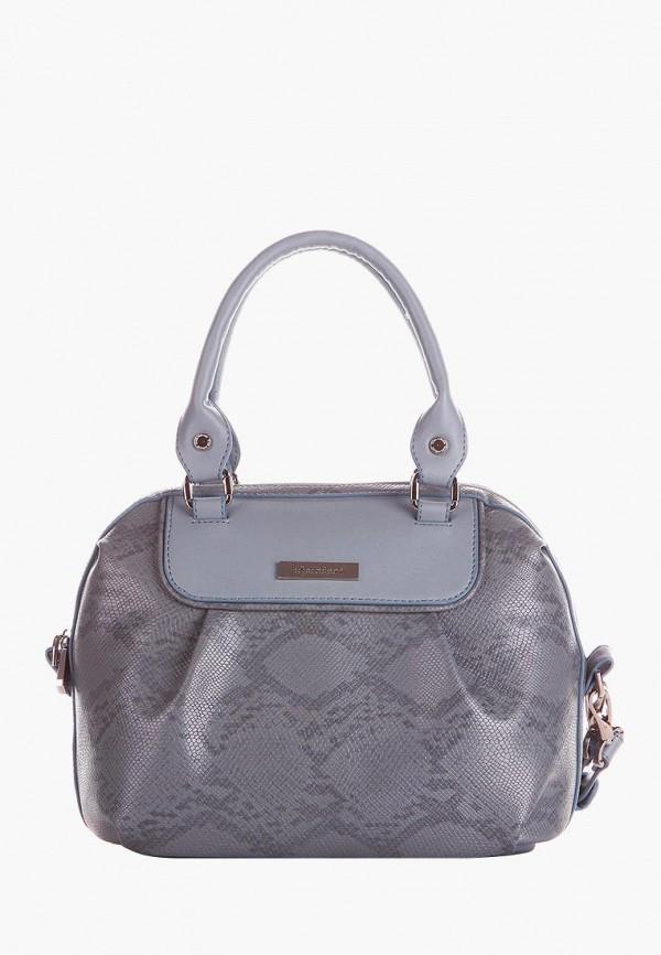 женская сумка alba soboni, серая