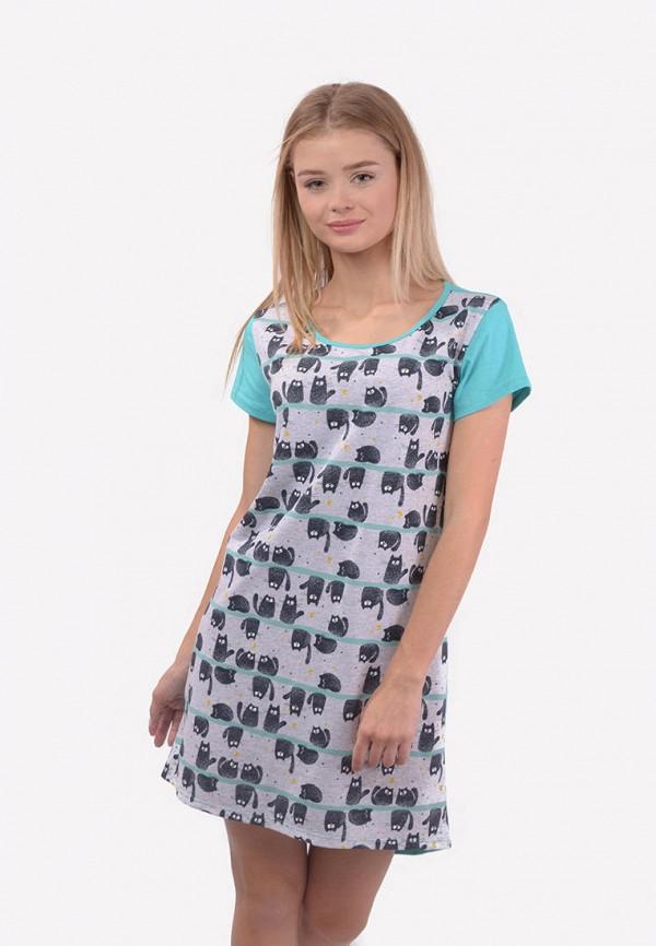 женское платье n.el, бирюзовое