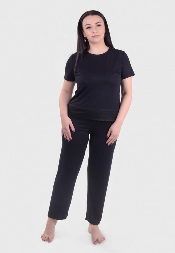 женский костюм n.el, черный