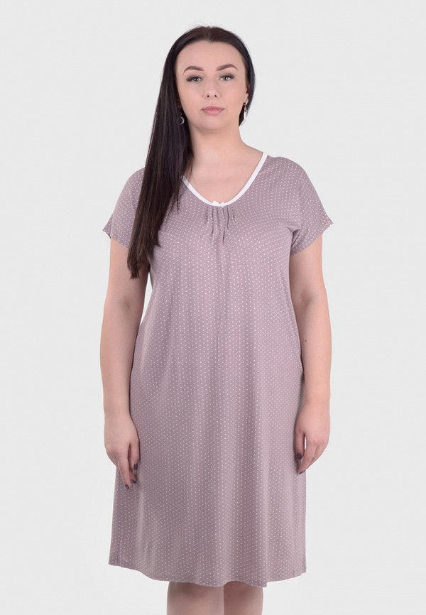 женское платье n.el, серое