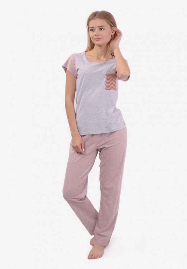 женская пижама n.el, разноцветная