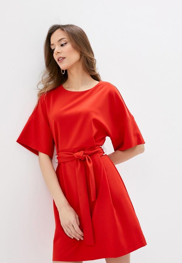 Фото - Женское платье Befree красного цвета