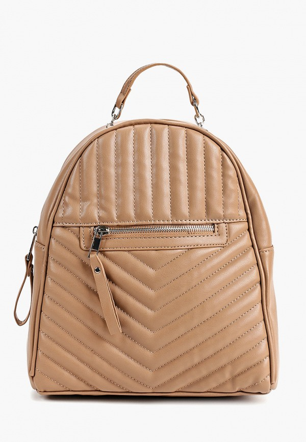 женский рюкзак sela, бежевый