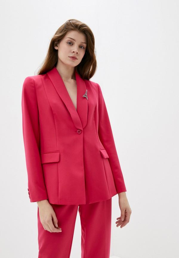 Пиджак Antiga Antiga  розовый фото