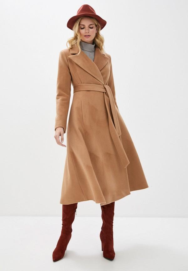 Фото - Женское пальто или плащ Aylin Stories бежевого цвета