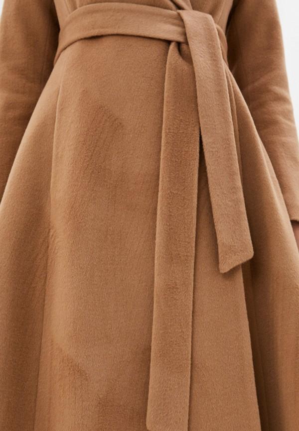 Фото 6 - Женское пальто или плащ Aylin Stories бежевого цвета
