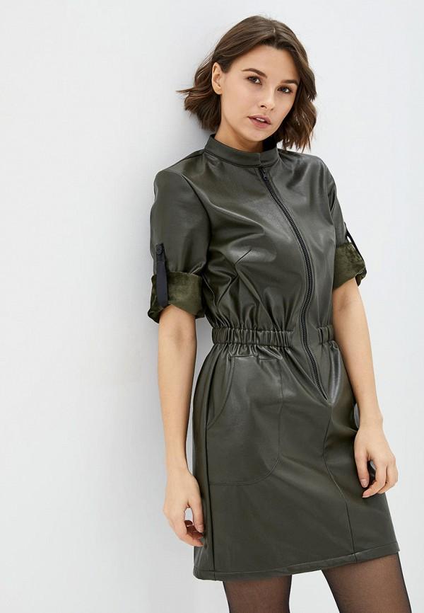 женское платье 7arrows, хаки