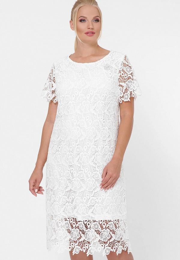 женское вечерние платье vlavi, белое
