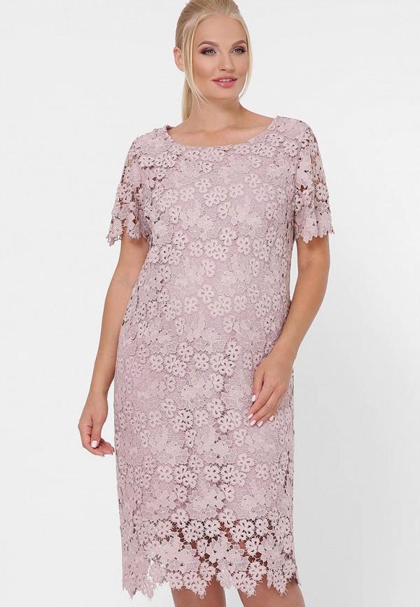 женское вечерние платье vlavi, фиолетовое
