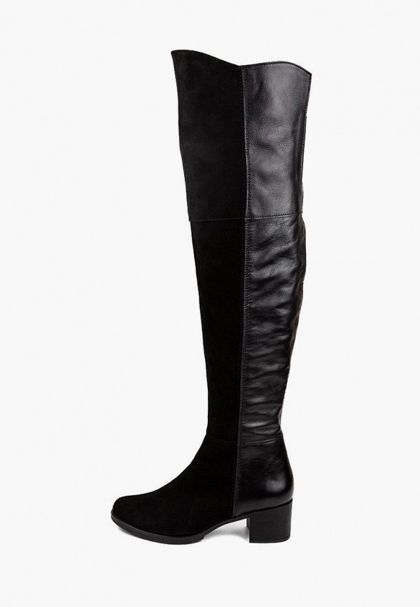 женские ботфорты alromaro, черные