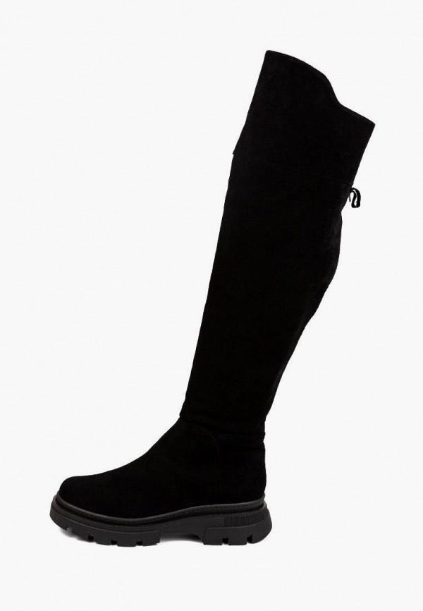 женские ботфорты fashion footwear, черные