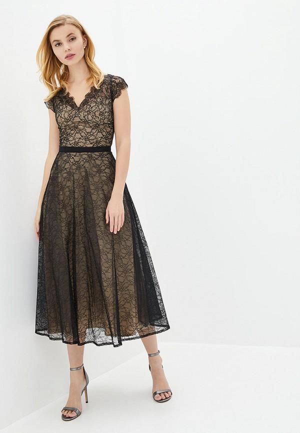 женское вечерние платье arefeva, бежевое