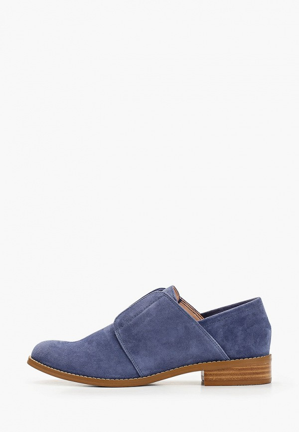 женские низкие ботинки giotto, синие