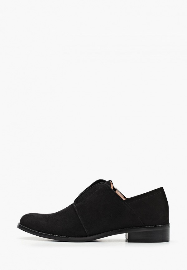 женские низкие ботинки giotto, черные