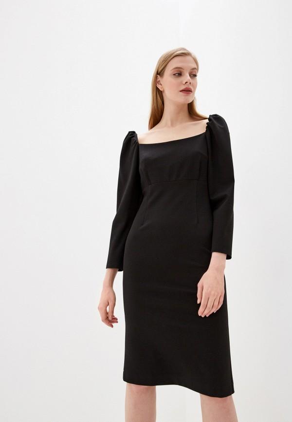 Платье Anika Kerimova Anika Kerimova  черный фото