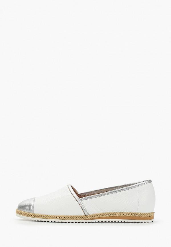женские эспадрильи giotto, белые