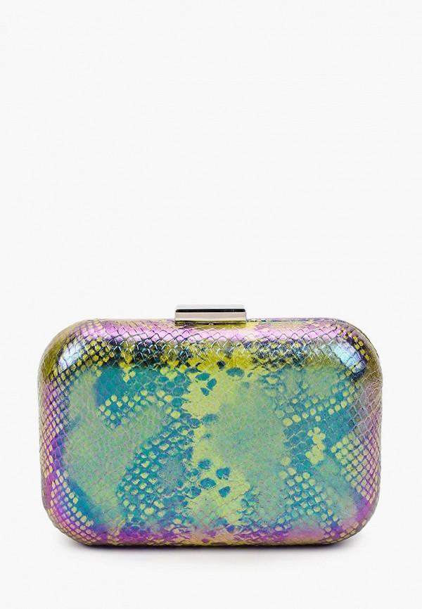 женский клатч vitacci, разноцветный