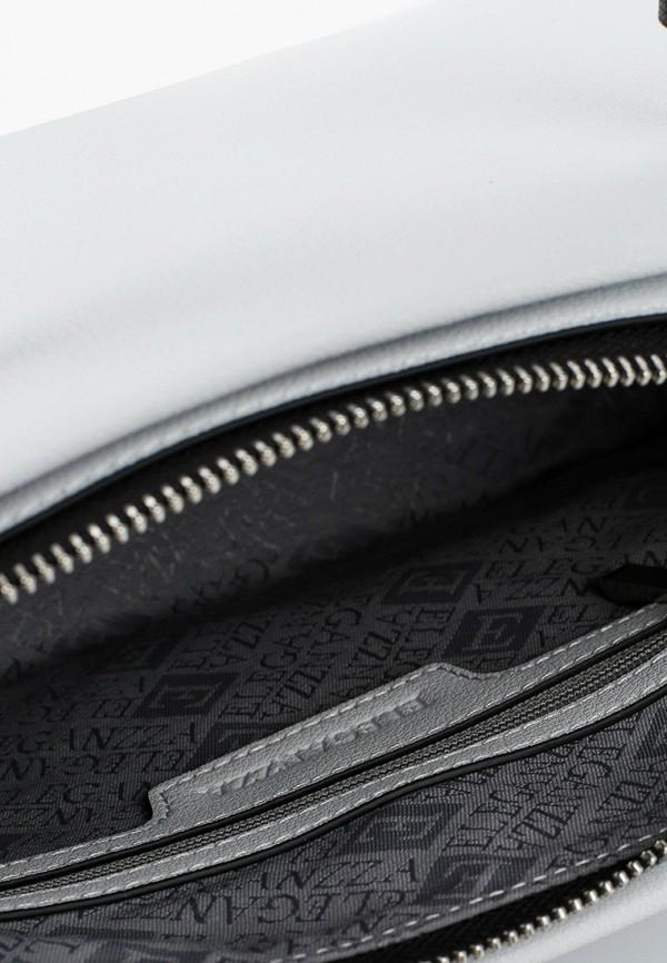 Фото 3 - Женскую сумку Eleganzza белого цвета