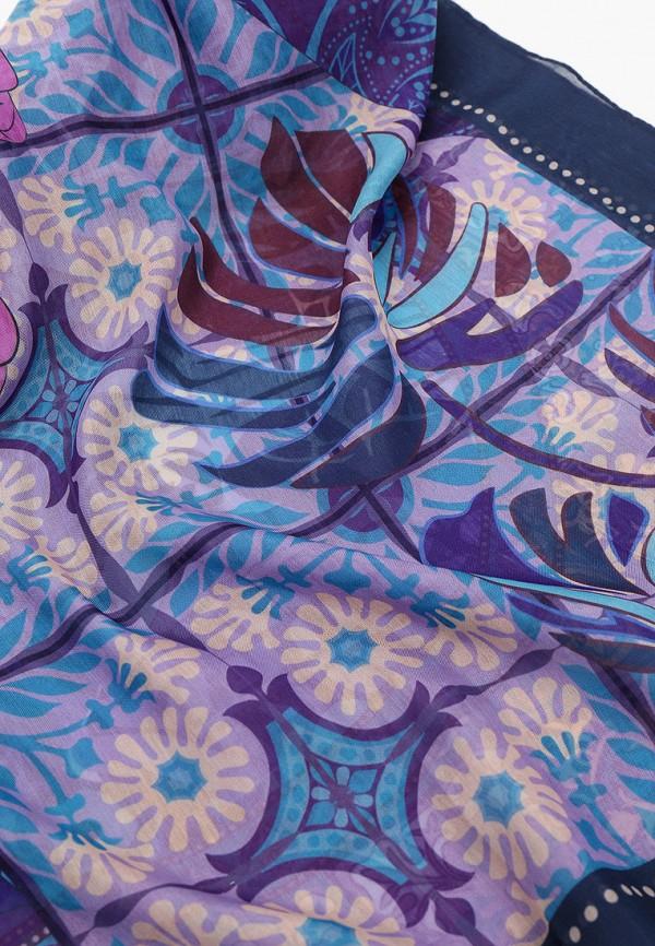 Фото 2 - Женский палантин Eleganzza фиолетового цвета