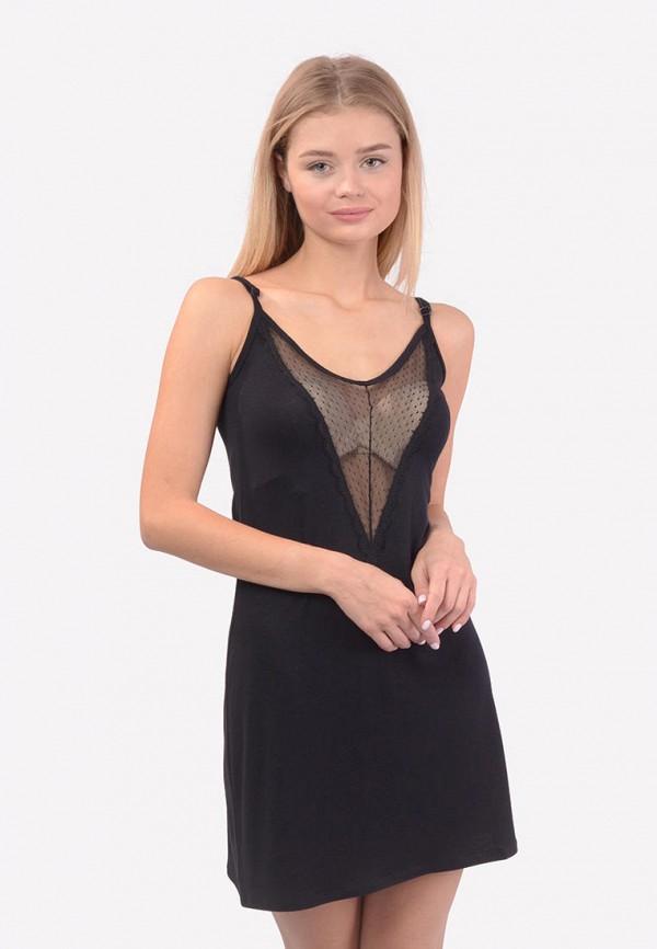 женские сорочка ночная n.el, черные
