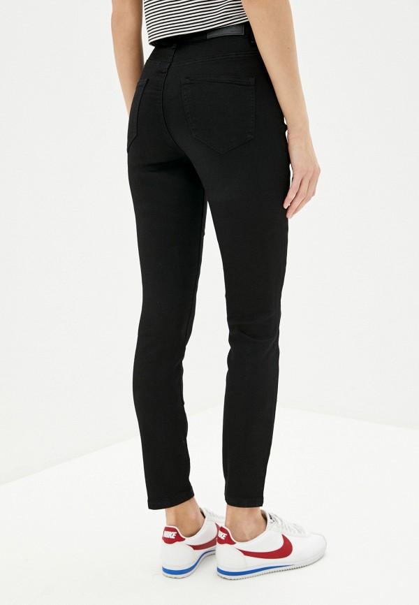 Фото 3 - Женские джинсы Befree черного цвета