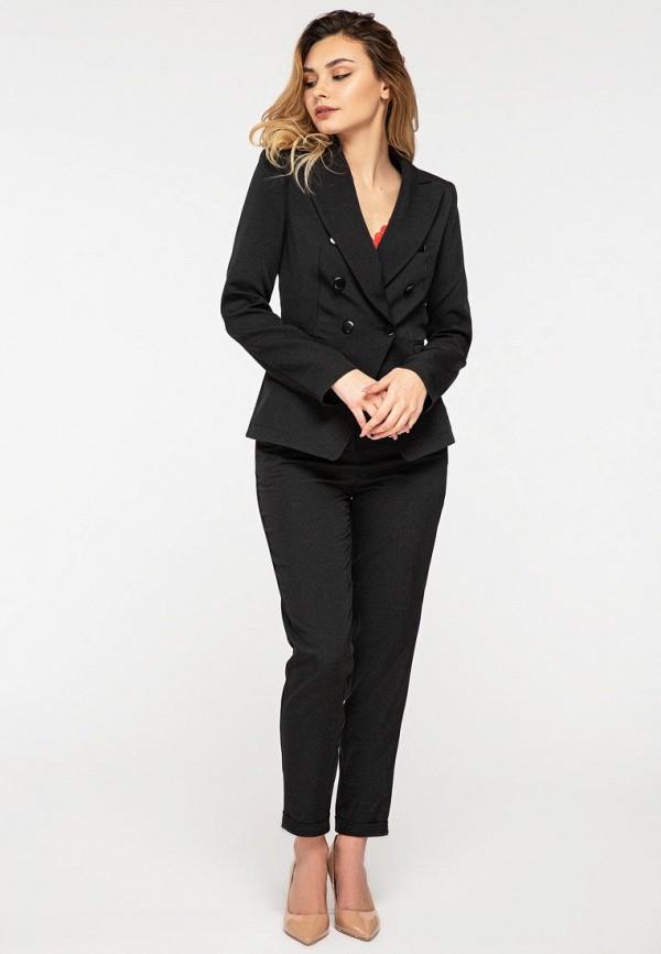 женский костюм itelle, черный