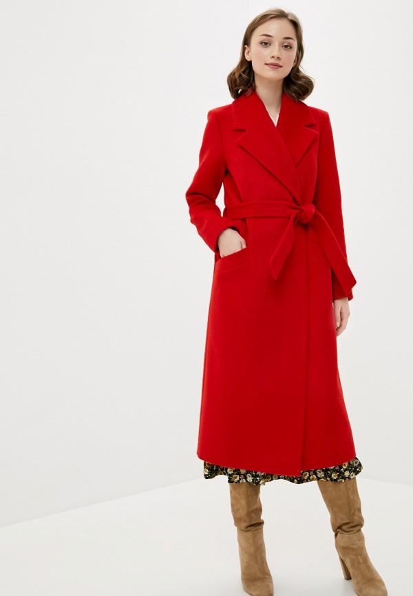 Пальто Vivaldi красного цвета