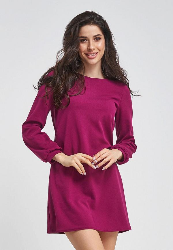 женское повседневные платье magnet, фиолетовое