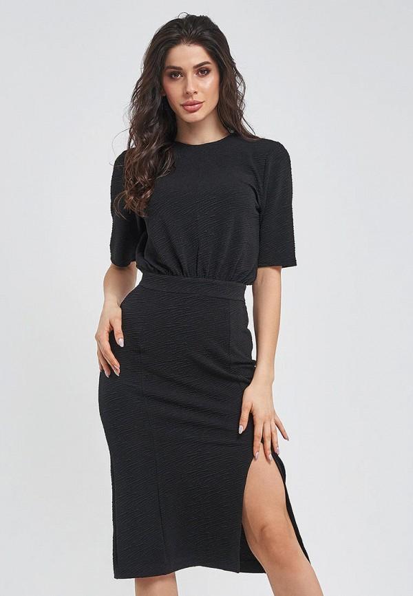 женское вечерние платье magnet, черное